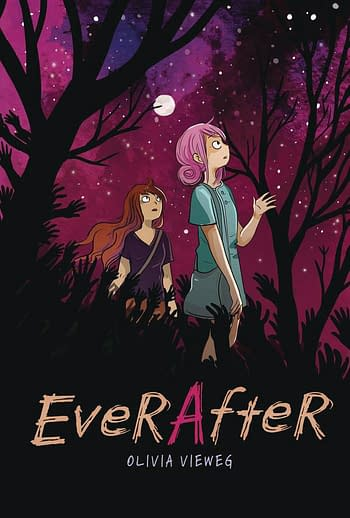 Ever After Main Cover