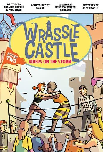 The Brothers Flick In Vault Comics' Wonderbound 2022 Graphic Novels