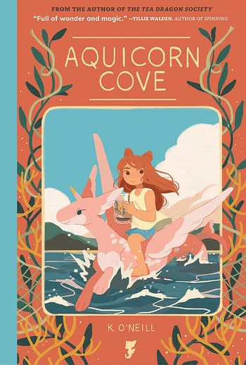 Cover image for AQUICORN COVE GN