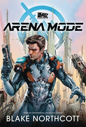 Cover image for HEAVY METAL PRESENTS ARENA MODE GN