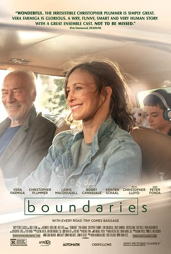 'Boundaries' and Wild Road Trips with Shana Feste and Peter Fonda