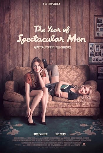 'The Year of Spectacular Men' is a Family Affair