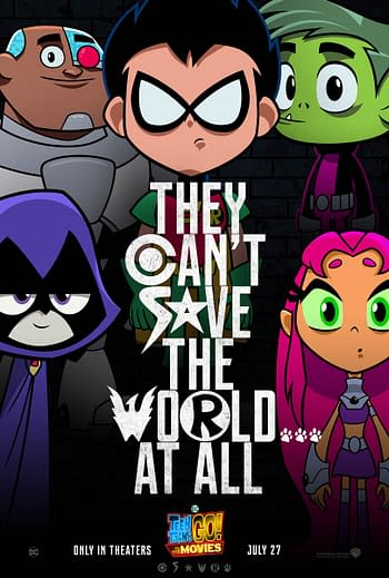Teen Titans Go! To the Movies Review: Hysterically Self-Aware and a Ton of Fun