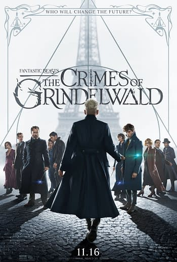 Fantastic Beasts: The Crimes of Grindelwald Review: The Crime of Poorly Paced Exposition
