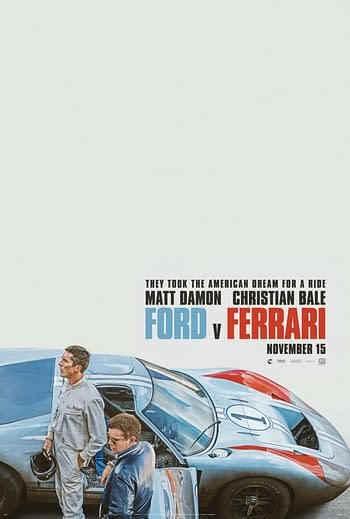 """""""Ford v Ferarri"""" Review: One of the Best Movies of the Year"""
