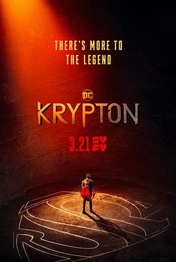 Temporada 1 de Krypton