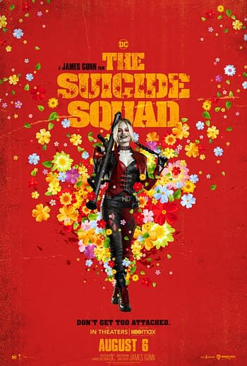 The First Trailer for The Suicide Squad is Here Plus Character Posters