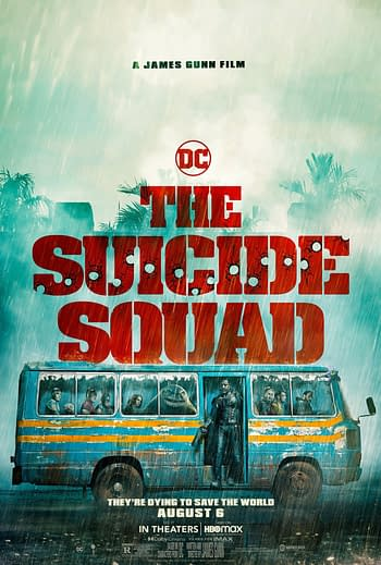 The Suicide Squad: A New Poster, 2 Clips, and 4 HQ Images