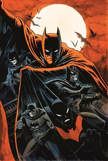 DC Changes Name Of Batman: The Dark Knight to Batman: The Detective
