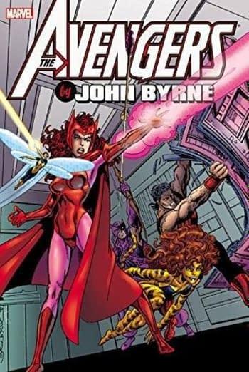 Marvel Comics Liquidates 32 Omnibuses to Comic Book Stores.