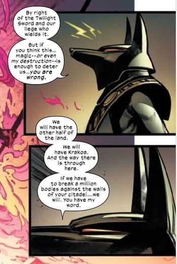 Naming All Ten Swords in X Of Swords - Then Another Ten? (Spoilers)