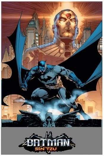Obscure Comics: Batman: The Shadow Of Sin Tzu #1 - 52, AOL & Jim Lee