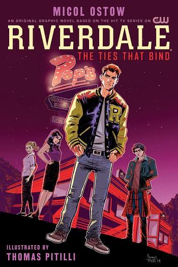 Archie Comics February 2021 Solicitations