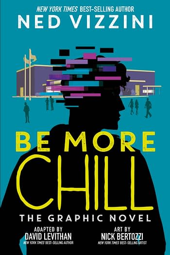 """Disney Brings """"Be More Chill"""" From Broadway/West End To Graphic Novel"""