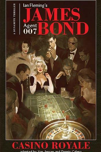 James Bond: Casino Royale – An Essay by Van Jensen