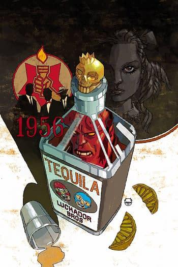 Dark Horse Comics Full December 2018 Solicitations – Laguardia #1 by Nnedi Okorafor and Tana Ford