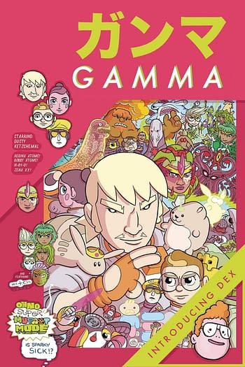 Dark Horse Comics Cancels Orders for Ulises Farinas' Gamma #2, #3 and #4