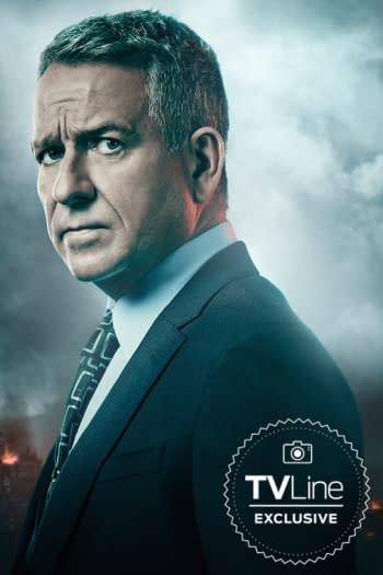 Gotham Season 5 Gets New Cast Portraits, Explosive New Teaser