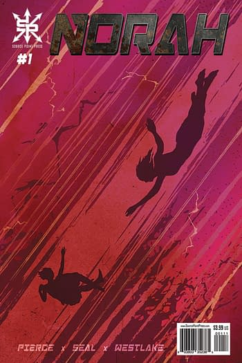 Kasey Pierce and Sean Seal's Sci-Fi Comic, Norah, Optioned as a Movie