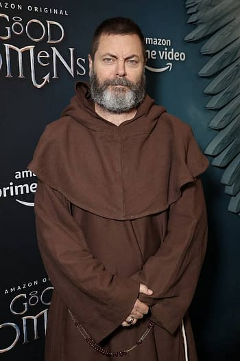 'Good Omens': London World Premiere, NYC Screening Prove Heavenly Affair [IMAGE GALLERY]
