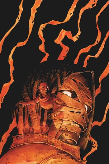 Jeff Lemire and Mike Deodato's Berserker Unbound #1 Launches in Dark Horse Comics' August 2019 Solicitations