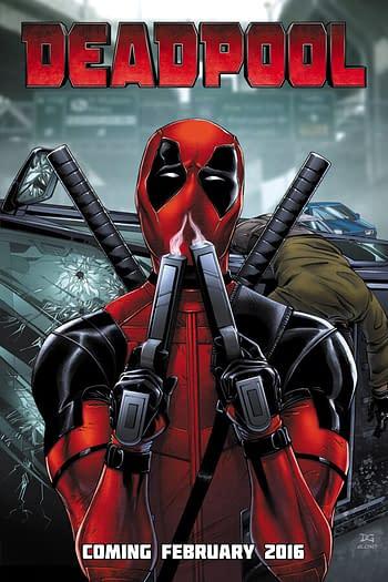 The Deadpool Bootleggers Of Rose City Comic Con