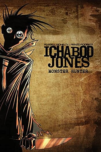 Oh, the Indie Horror!: Mine to Avenge & Ichabod Jones: Monster Hunter