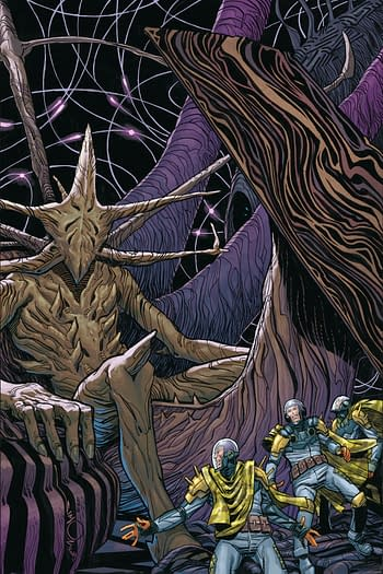Dark Horse Comics April 2020 Solicitations