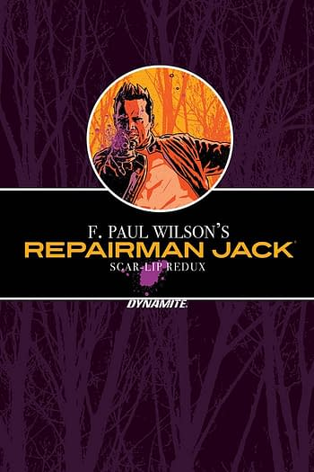 Repairman Jack cover from Dynamite Entertainment