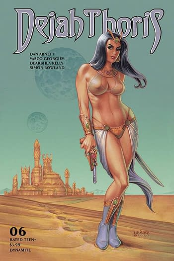 Dejah Thoris #6 Cover C