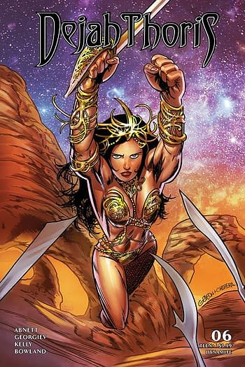 Dejah Thoris #6 Cover D Homage Variant