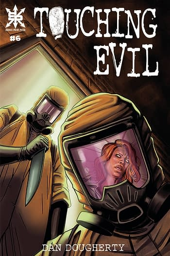 Touching Evil #6 Cover