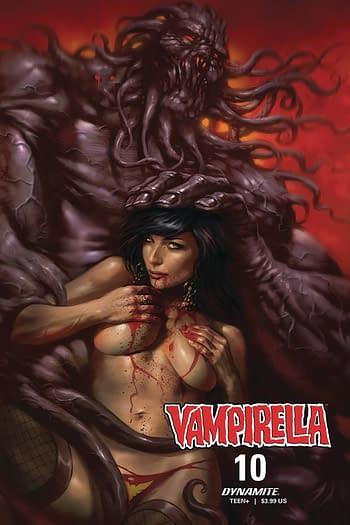 Vampirella #10 Cover A