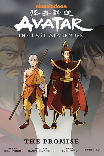 Avatar The Last Airbender Omnibus TP The Promise