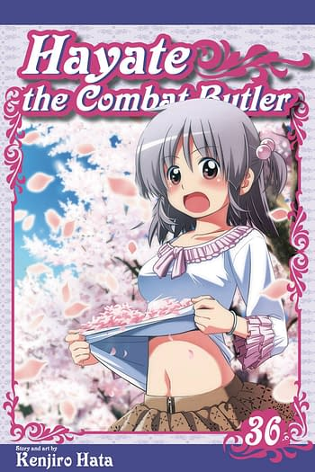 Hayate The Combat Butler Volume 36