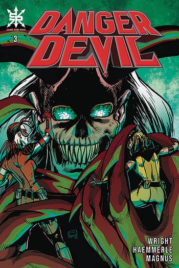 Danger Devil #3 Main Cover