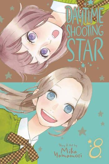 Daytime Shooting Star Volume 8