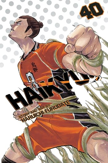 Haikyu Volume 40