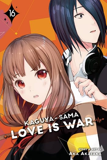 Kaguya Sama Love Is War Volume 16