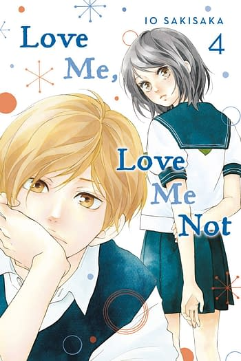 Love Me Love Me Not Volume 4