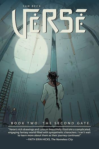 Vault Comics' Wonderbound 2022 Graphic Novels
