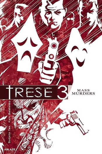 Cover image for TRESE GN VOL 03 MASS MURDERS
