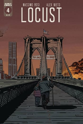 Cover image for LOCUST #4 (OF 8)