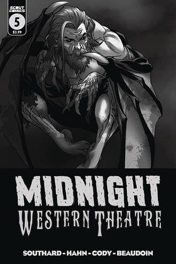 Cover image for MIDNIGHT WESTERN THEATRE #5 (OF 5)