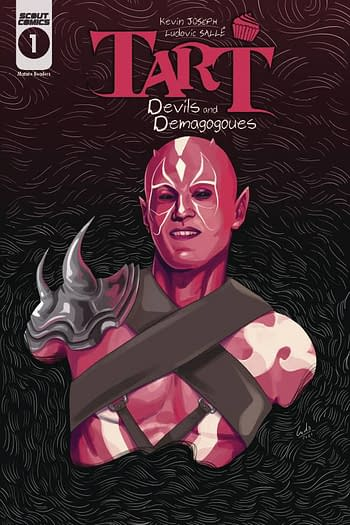 Cover image for TART DEMONS AND DEMAGOGUES ONE SHOT