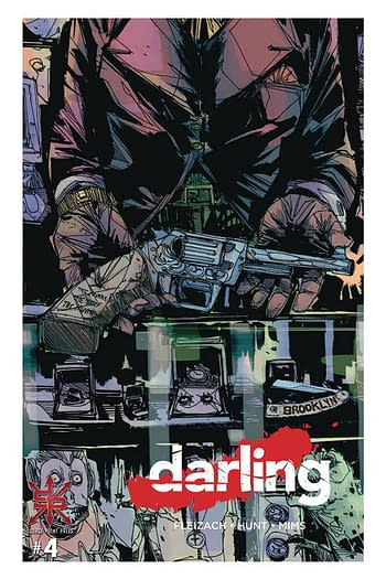 Cover image for DARLING #4 CVR A MIMS (MR)