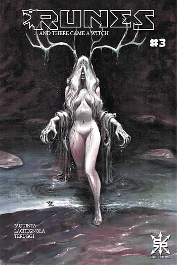 Cover image for RUNES #3