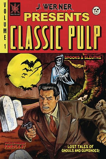 Cover image for CLASSIC PULP TP #1 SPOOKS AND SLEUTHS