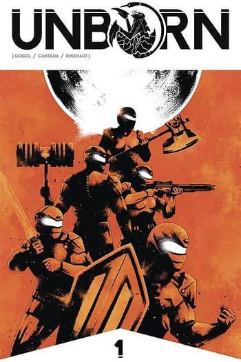 Cover image for UNBORN #1 CVR A HOUSE (MR)