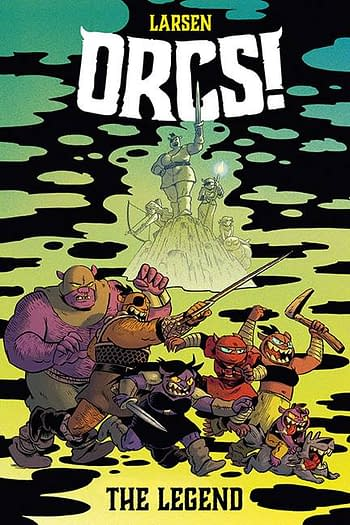 Cover image for ORCS TP
